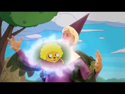 """Der """"Adventure Time Game Wizard"""" lässt dich Level zeichnen, die du dann auf mobilen Geräten spielen kannst!"""