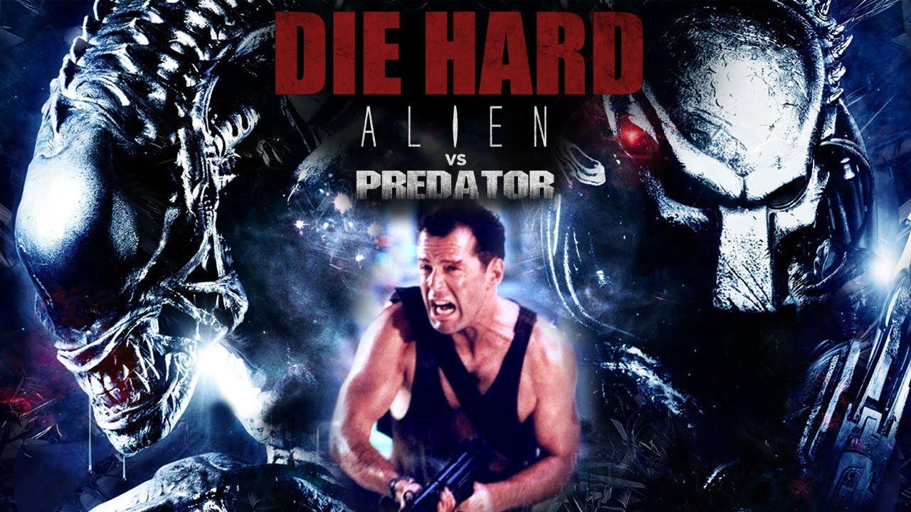 """Der Trailer zu """"Die Hard: Alien vs. Predator"""" ist zu schön um wahr zu sein"""