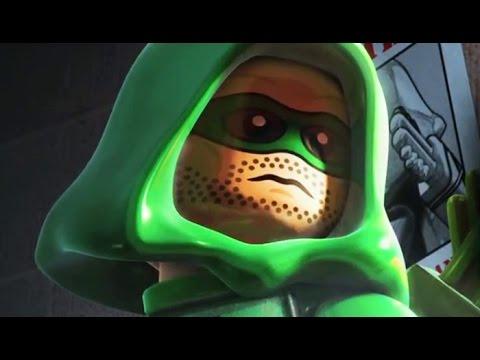 """Green Arrow kommt nun auch in """"Lego Batman 3 – Beyond Gotham"""" an"""