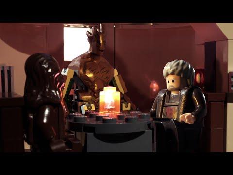 Treffen sich Chewbacca, Groot und Hodor in einer Bar…