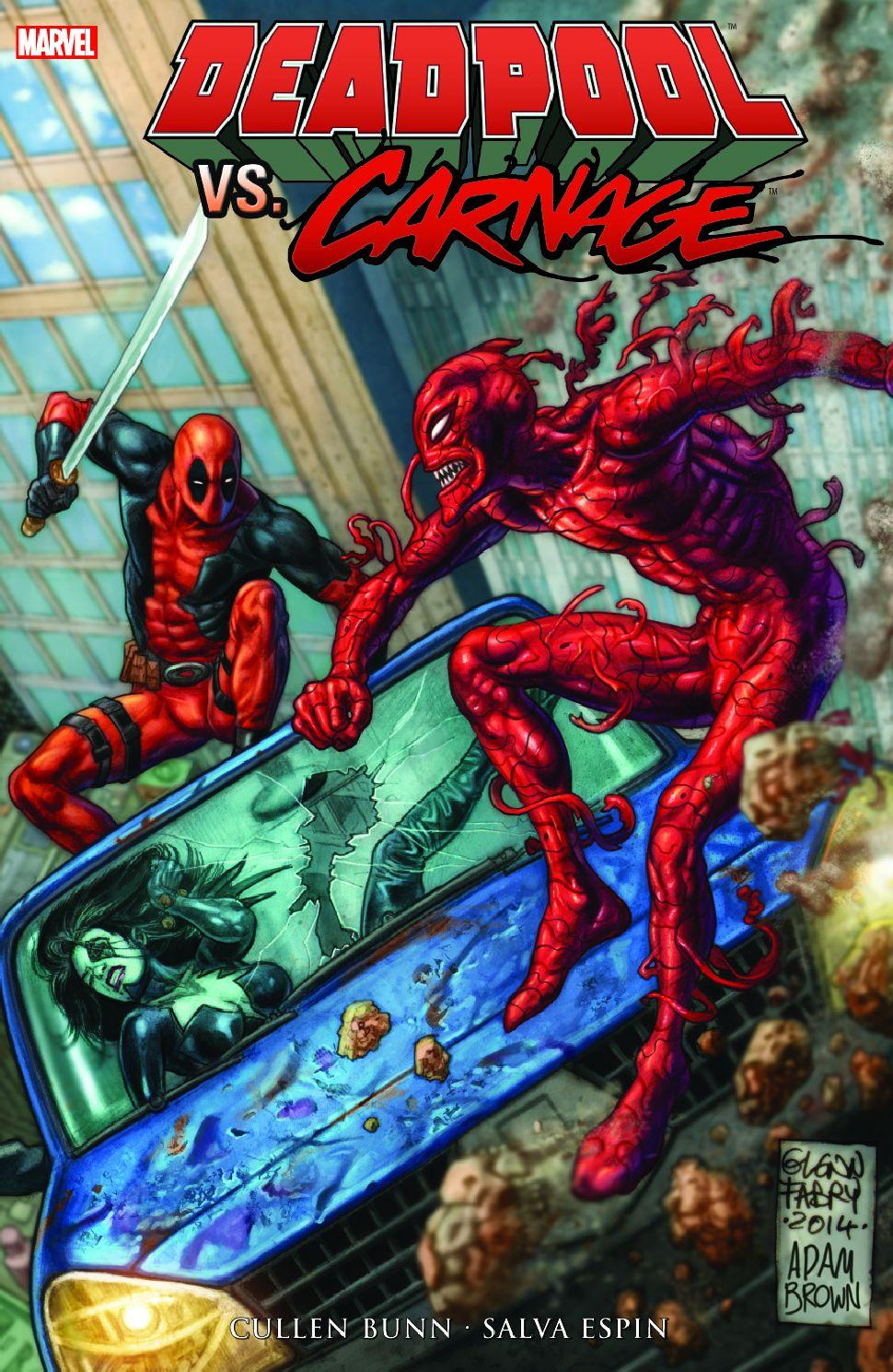 "Comicreview: ""Deadpool vs Carnage"""