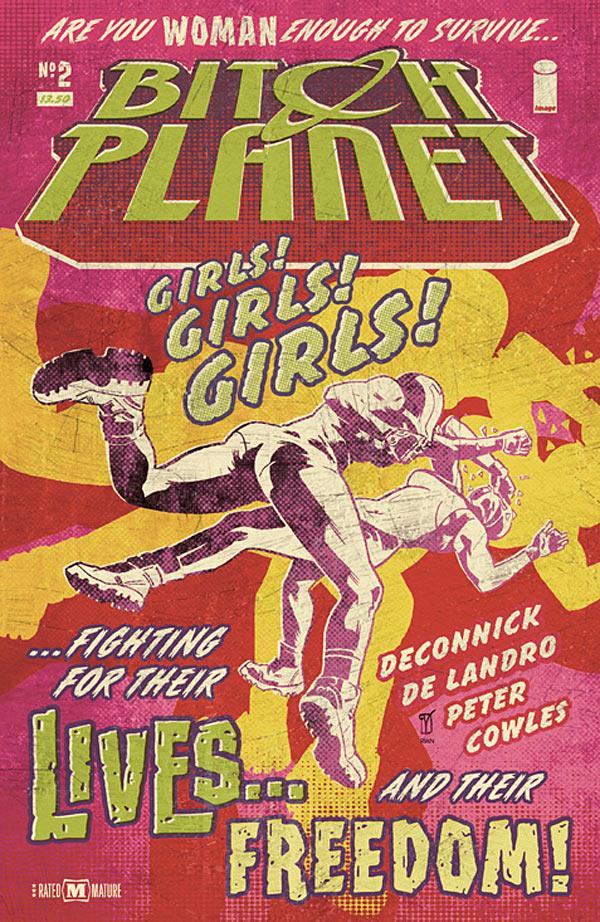 Meine Comickäufe vom 4. Februar (Squirrel Girl, Bitch Planet, Effigy, Guardians, Lobo, Flash, Sheltred, uvm)