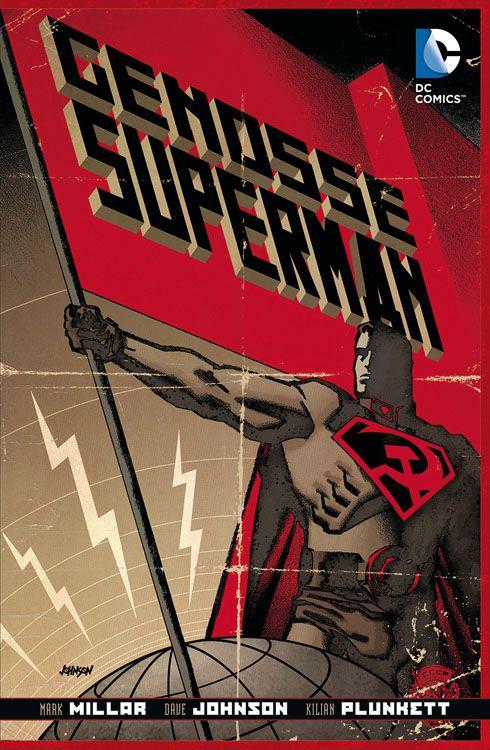 "Comicreview: In ""Genosse Superman"" ist Superman in der Sowjetunion gelandet"