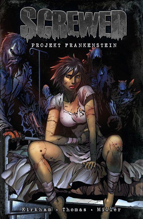 """Comicreview: """"Screwed – Projekt Frankenstein"""""""