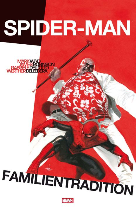 "Comicreview: ""Spider-Man – Familientradition"""