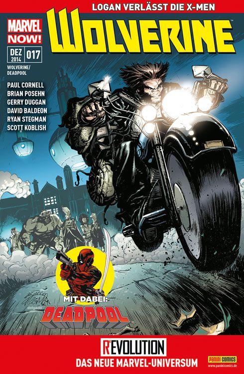 "Comicreview: ""Wolverine & Deadpool"" #17 & #18"