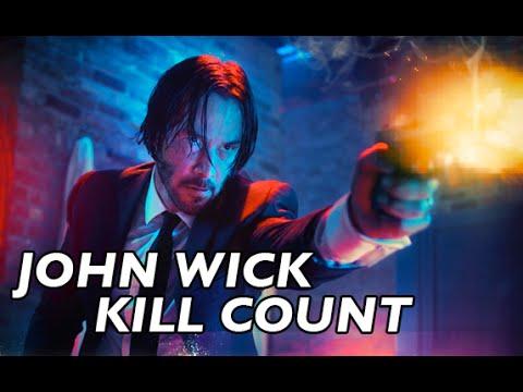 """Alle Kills aus """"John Wick"""""""