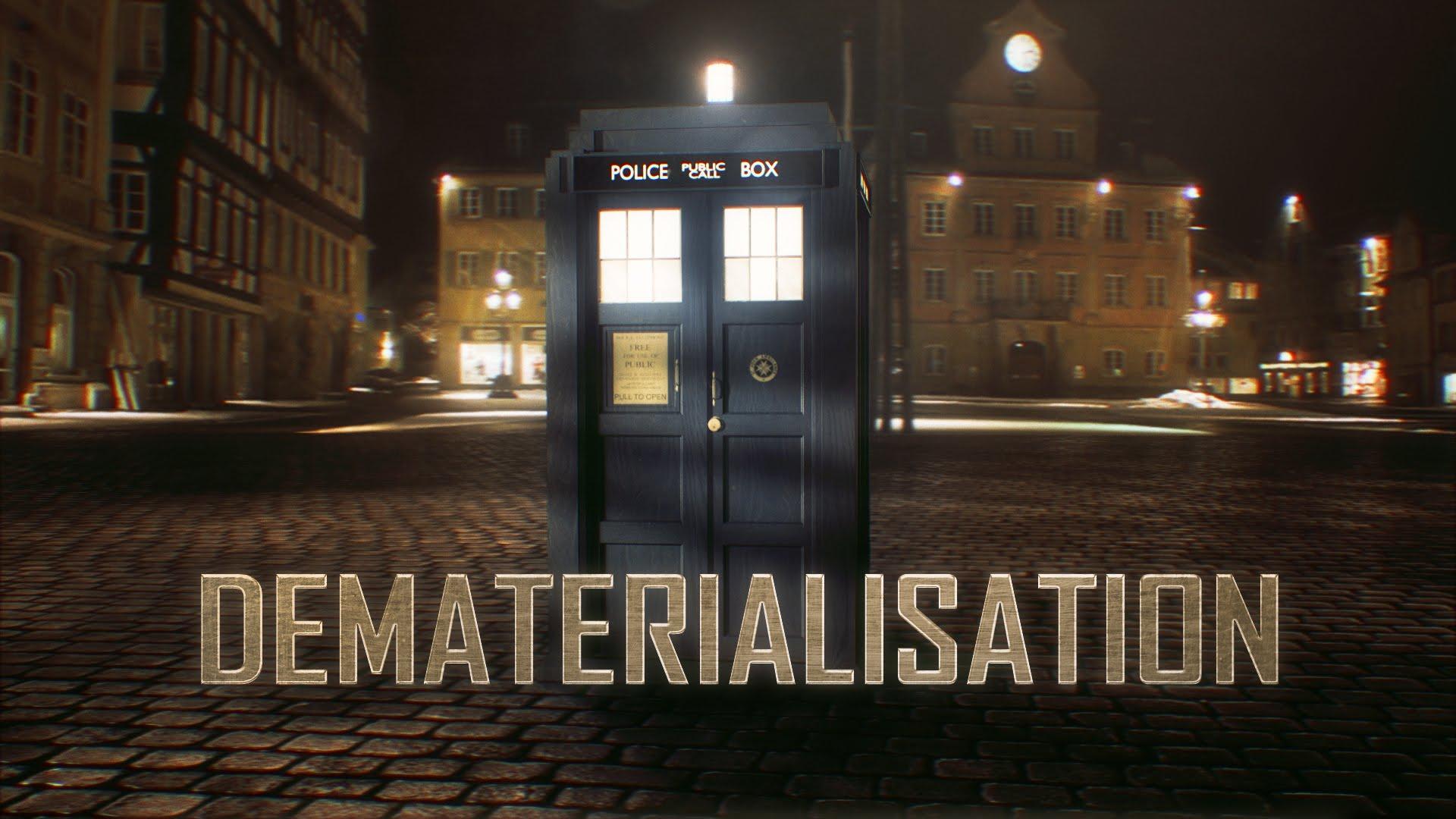 """""""Doctor Who"""": In dieser Fan-Animation whoopt whoopt die TARDIS mal ganz anders"""