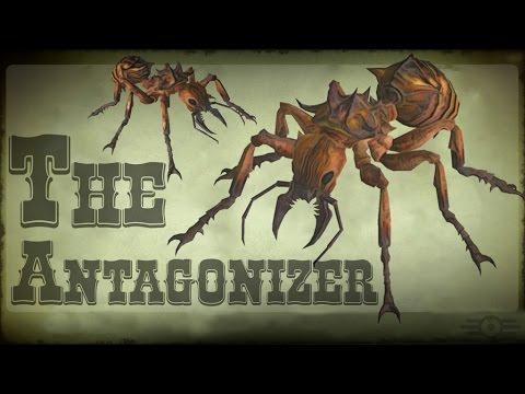 """Erinnert ihr euch noch an die AntAgonizer und den Mechanist aus """"Fallout 3"""""""