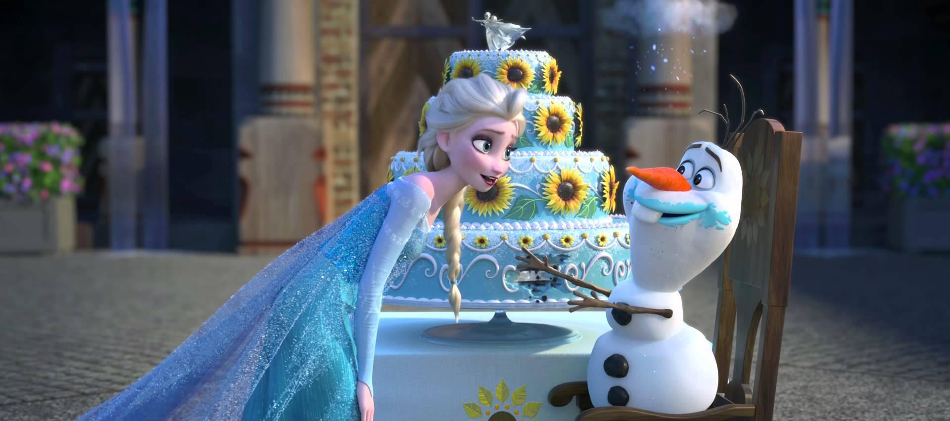 """""""Frozen Fever"""", der Trailer zur Kurzfilmfortsetzung"""