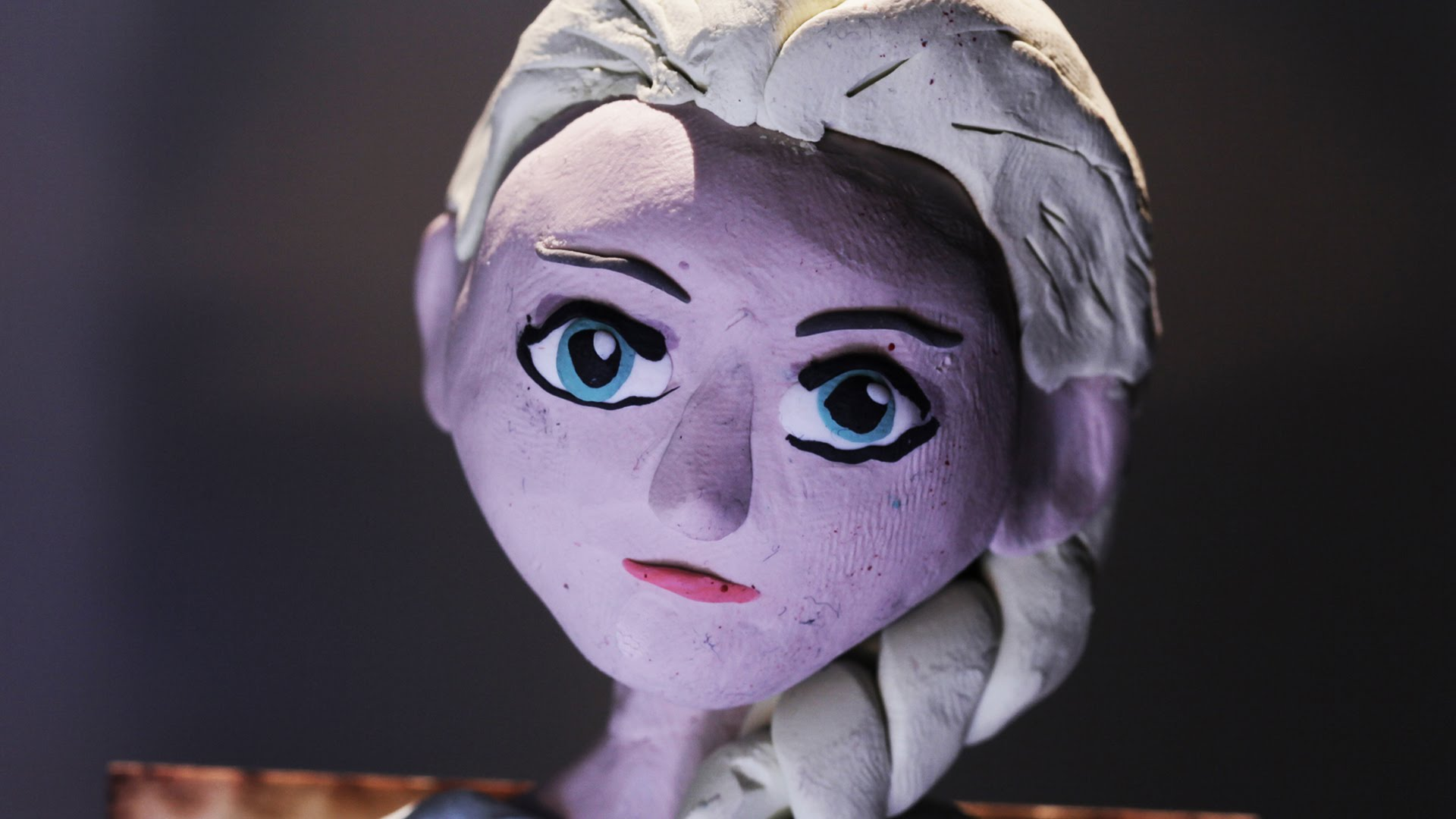 """""""Frozen"""" meets """"The Thing"""""""