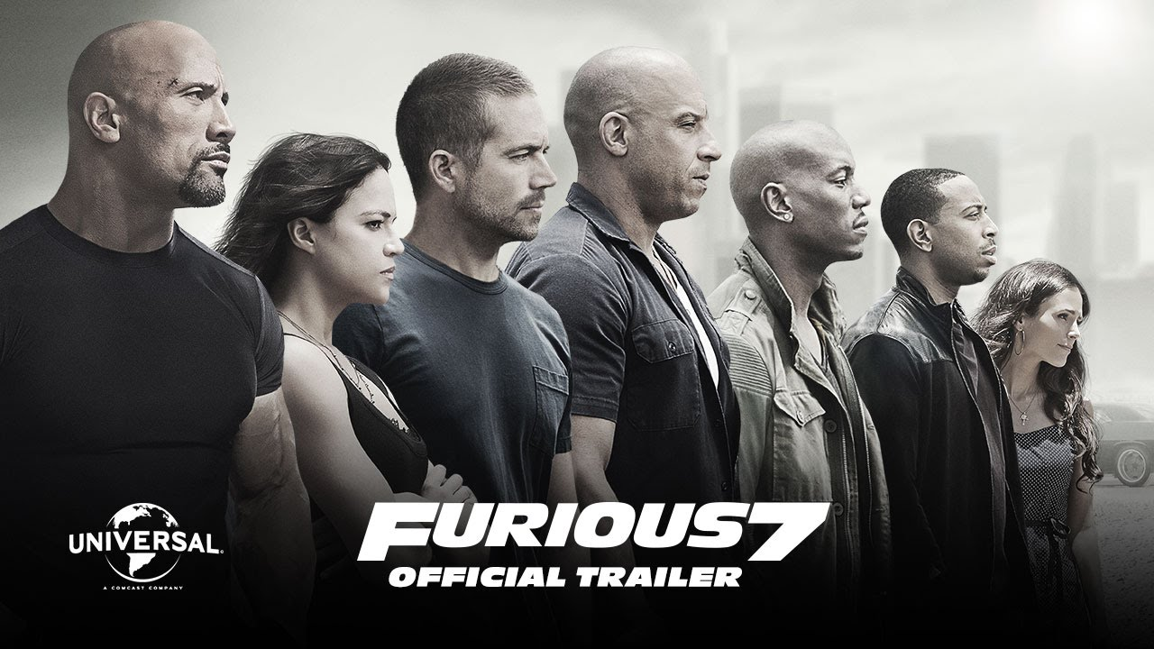 """""""Furious 7"""" bekommt nochmal einen richtigen ersten Trailer"""