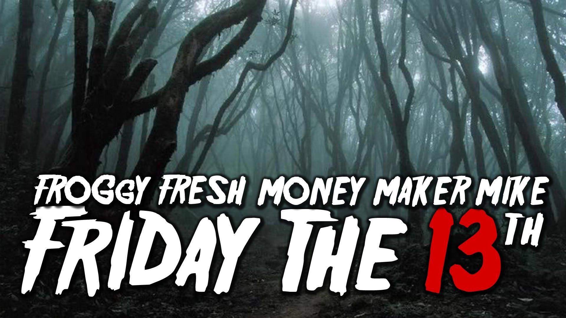 """Im Video zu """"Friday the 13th"""" gehen Froggy Fresh und Money Maker Mike zu Jason Vorhees"""