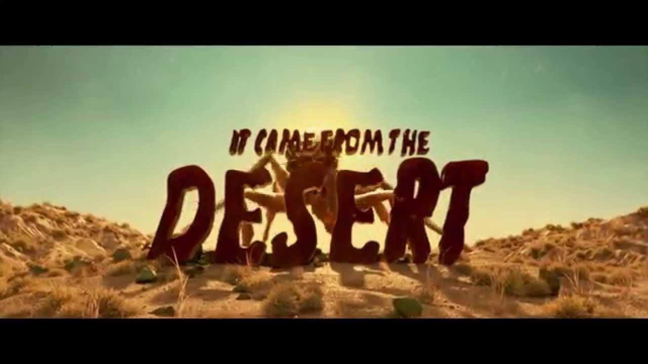 """""""It Came From The Desert"""" könnte ganz wunderbare Trash-Unterhaltung werden"""