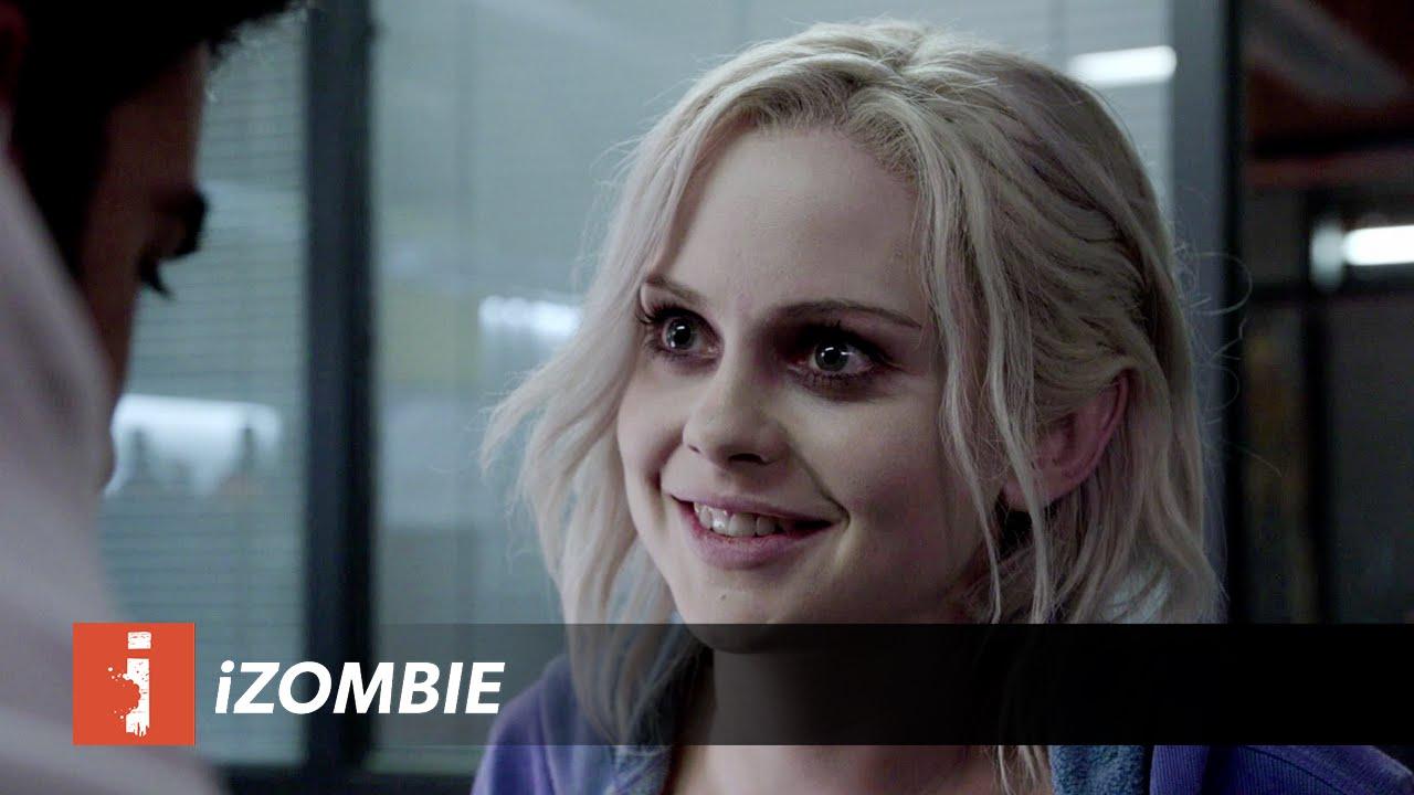"""Nochmal ein neuer Trailer zu """"iZombie"""""""