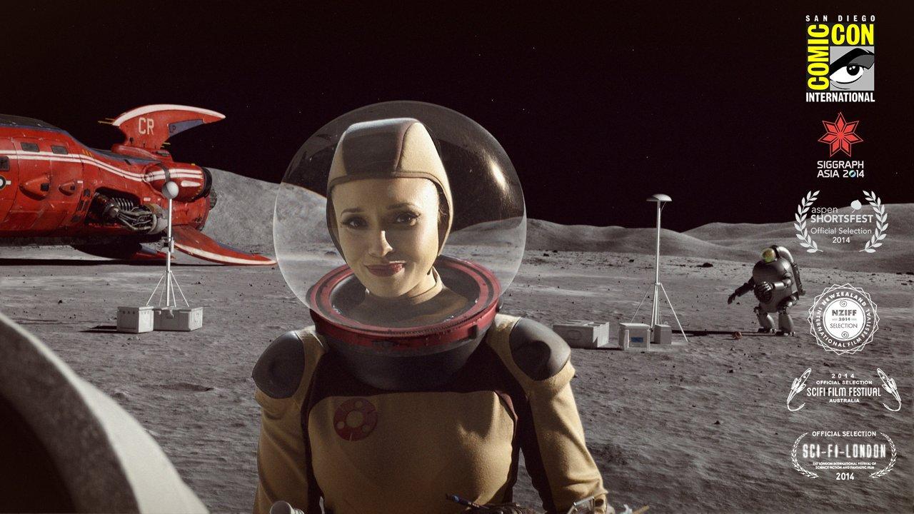 """""""Over The Moon"""" zeigt, dass die erste Person bereits 1957 auf dem Mond lief… und eine Frau war!"""