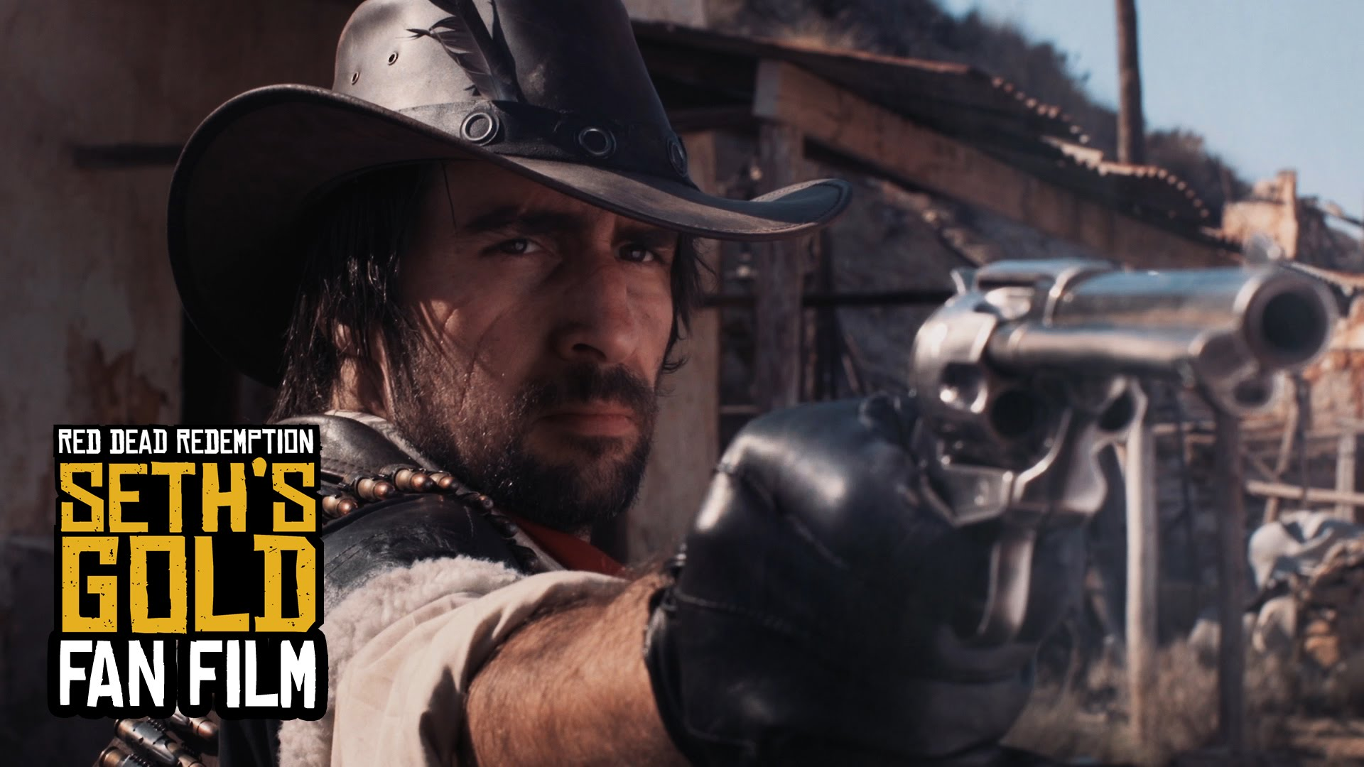 """Seth's Gold"" – ein ""Red Dead Redemption"" Fanfilm"