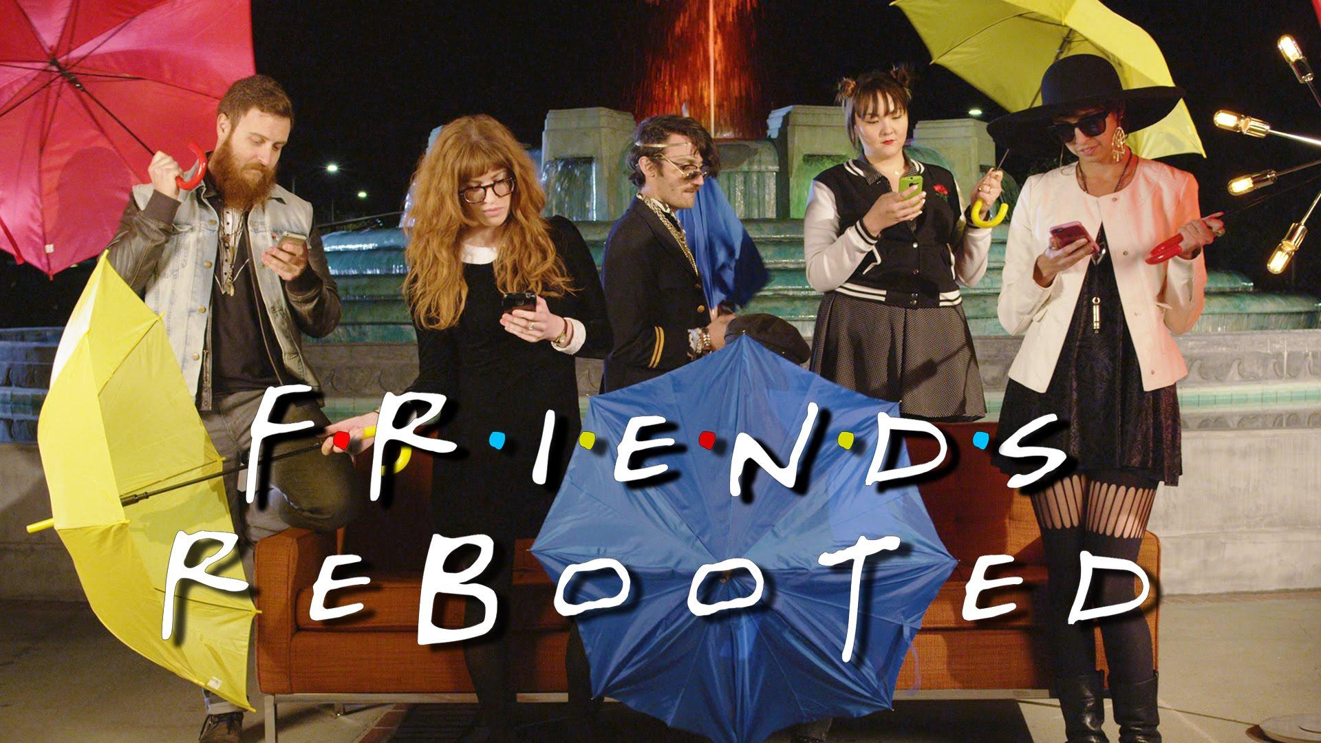 """Würde """"Friends"""" ein Reboot bekommen, wäre es wohl scheiße"""