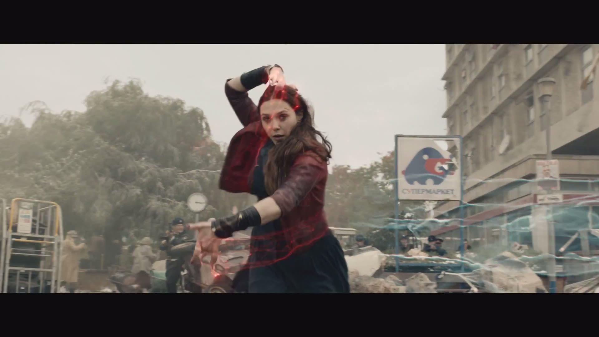 """""""Avengers: Age of Ultron"""": Eine Featurette stellt uns Scarlett Witch und Quicksilver vor"""
