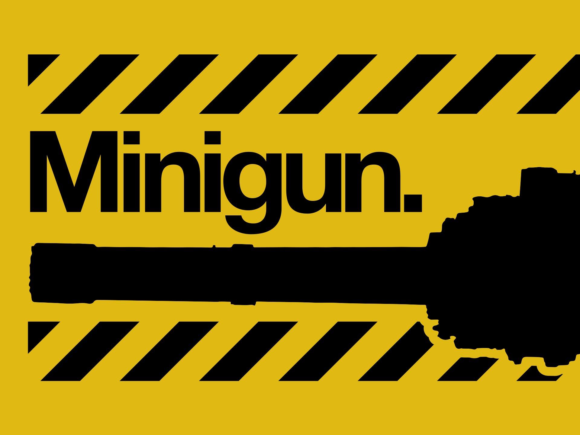 Die Geschichte der Minigun ist eine Geschichte voller Missverständnisse