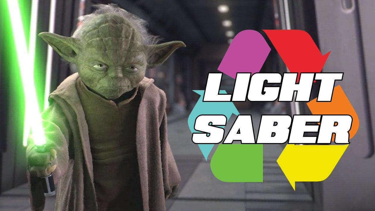 """Eclectic Method hat einen """"Light Saber""""-Remix gemacht, aber das war irgendwie klar"""