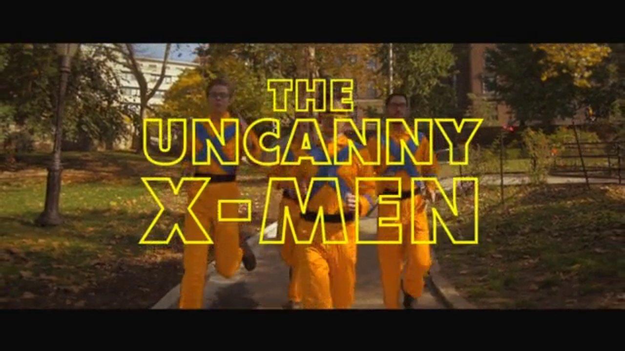 """Wenn Wes Anderson einen """"X-Men""""-Film gedreht hätte"""