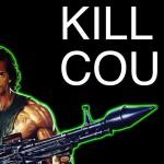 Wie viele Menschen haben Arnold Schwarzenegger und Sylvester Stallone eigentlich in ihren Filmen getötet?