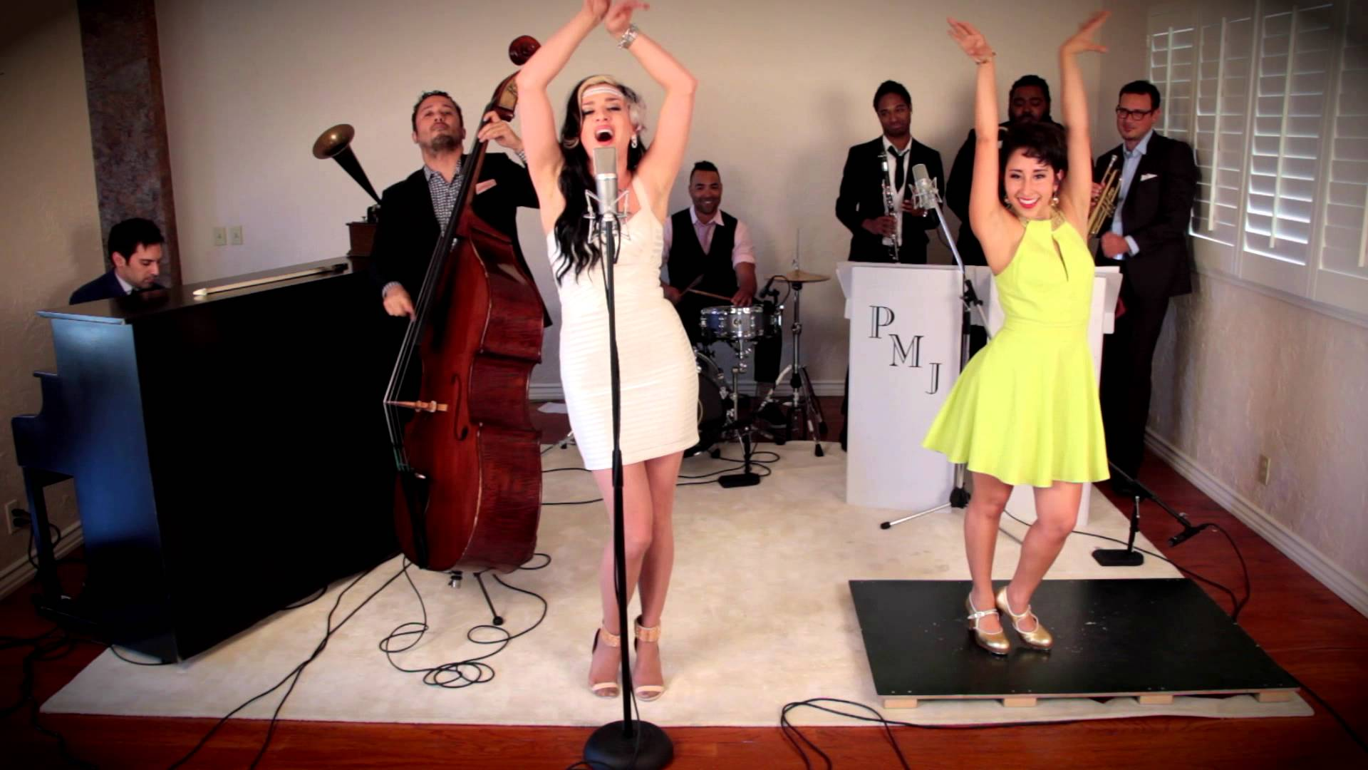 """Bad Romance"" von Lady Gaga als 1920-Swing-Version"