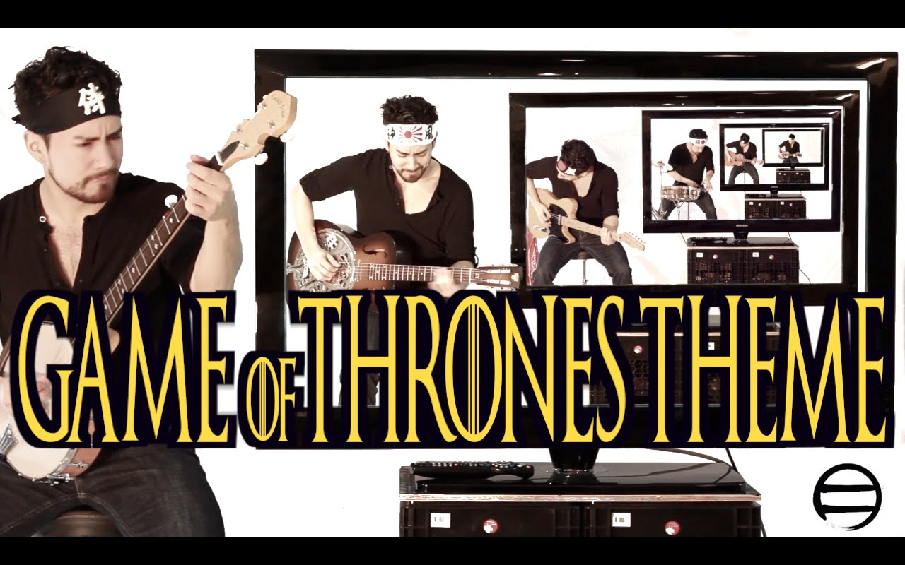 "Das ""Game of Thrones""-Intro in der Bluegrass-Version"
