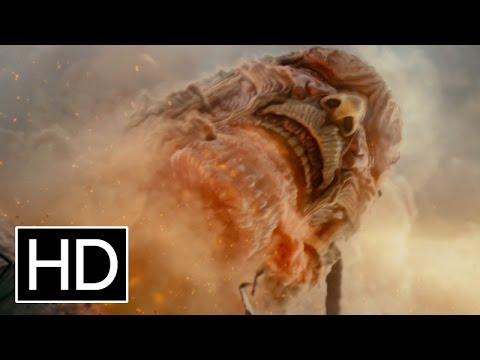 """Der Live-Action-""""Attack on Titan""""-Trailer mit Untertiteln"""