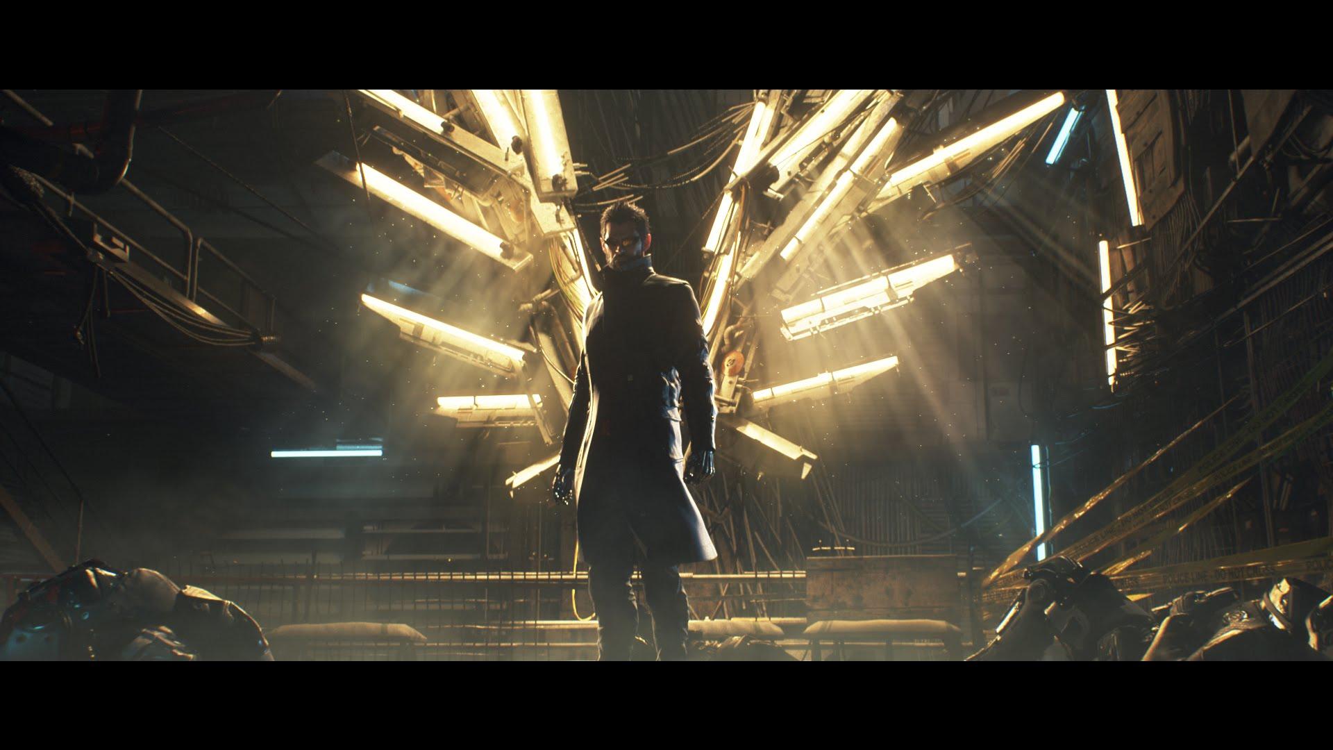 """""""Deus Ex: Mankind Divided"""" sieht schon wieder viel zu gut aus"""