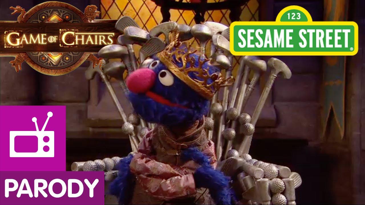 "Die Sesamstraße parodiert ""Game of Thrones"""