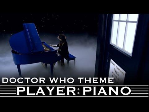 """""""Doctor Who"""": Das Theme auf einem Piano"""