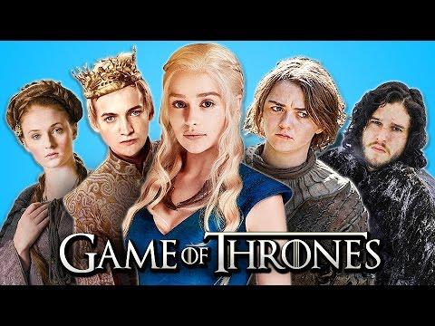 """""""Game of Thrones"""": Die vierte Staffel in 8 Minuten"""