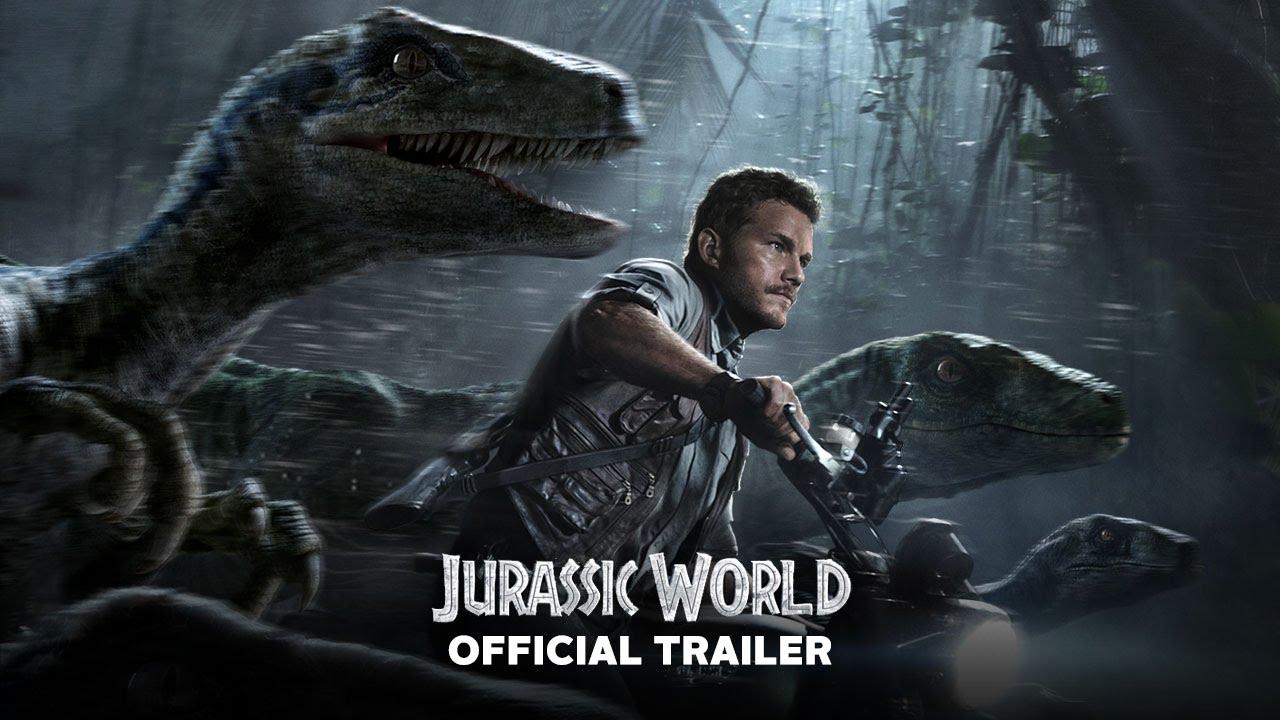 """Hey Raptoren-Gang: Wir haben einen neuen Trailer zu """"Jurassic World"""""""