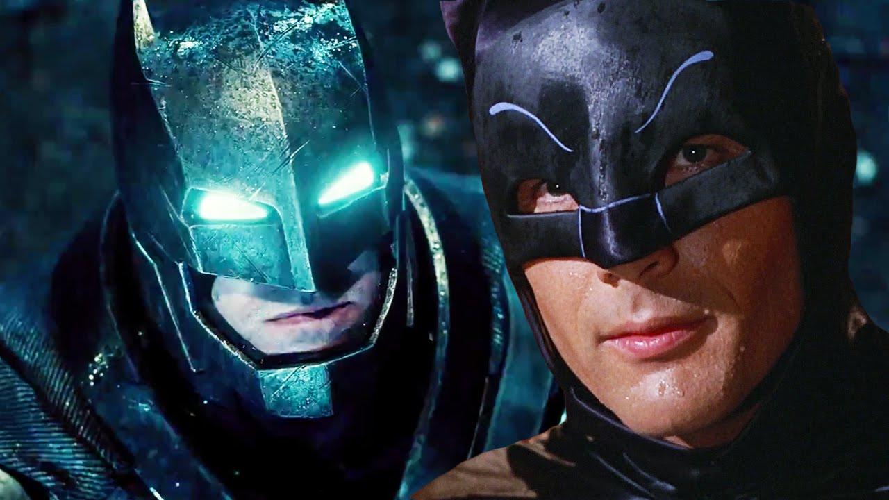 """Mit Adam West und Christopher Reeve wäre """"Batman V Superman"""" gar nicht so schlecht"""