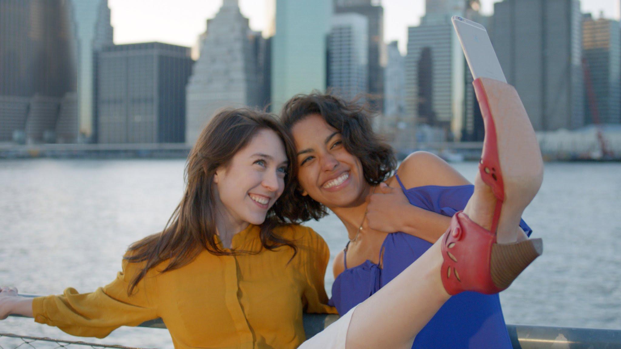 Vergesst den Selfie Stick, hier ist der Selfie Shoe!