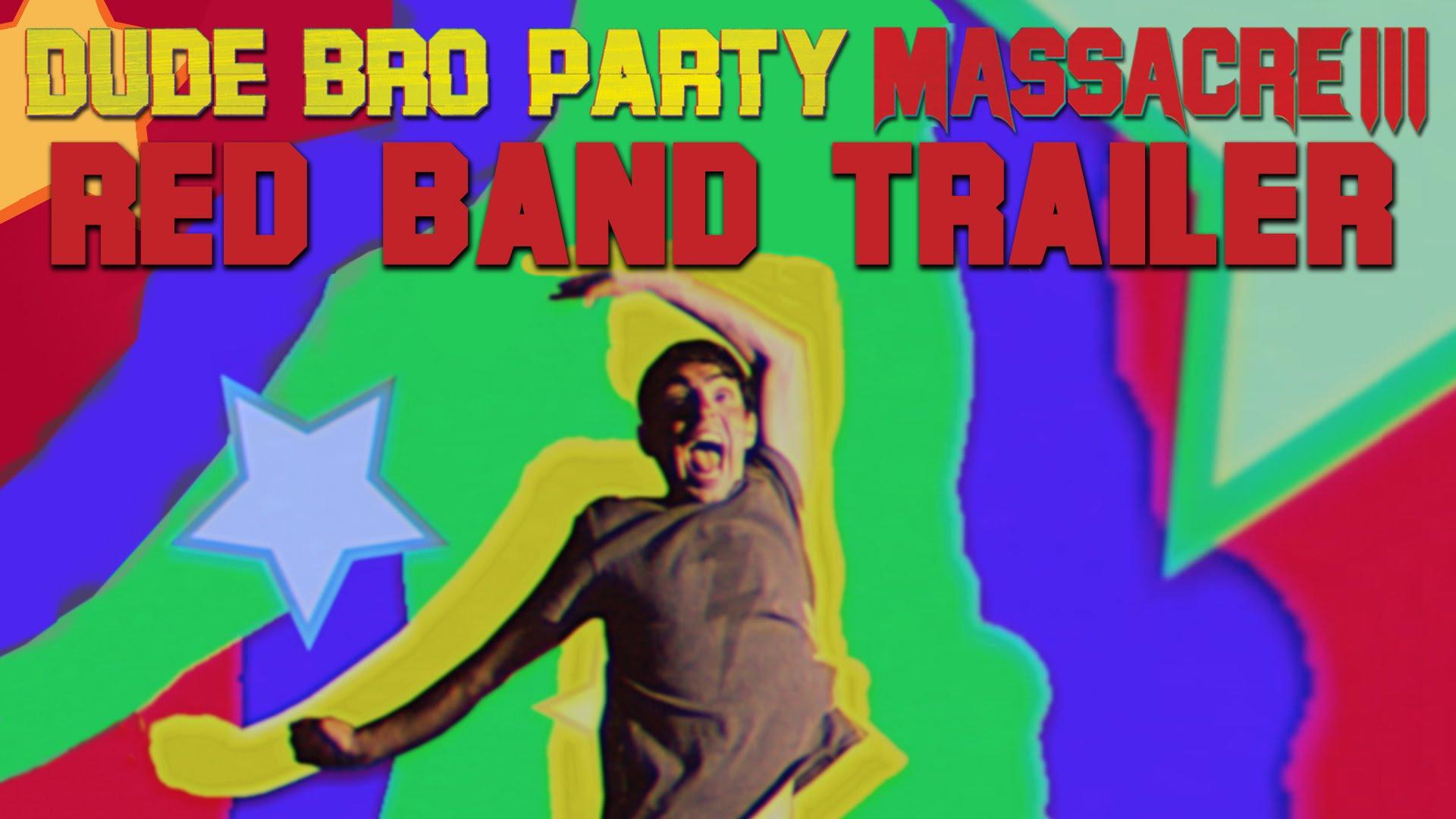 """Vielleicht ist """"Dude Bro Party Massacre III"""" der beste Film des Jahres '88"""