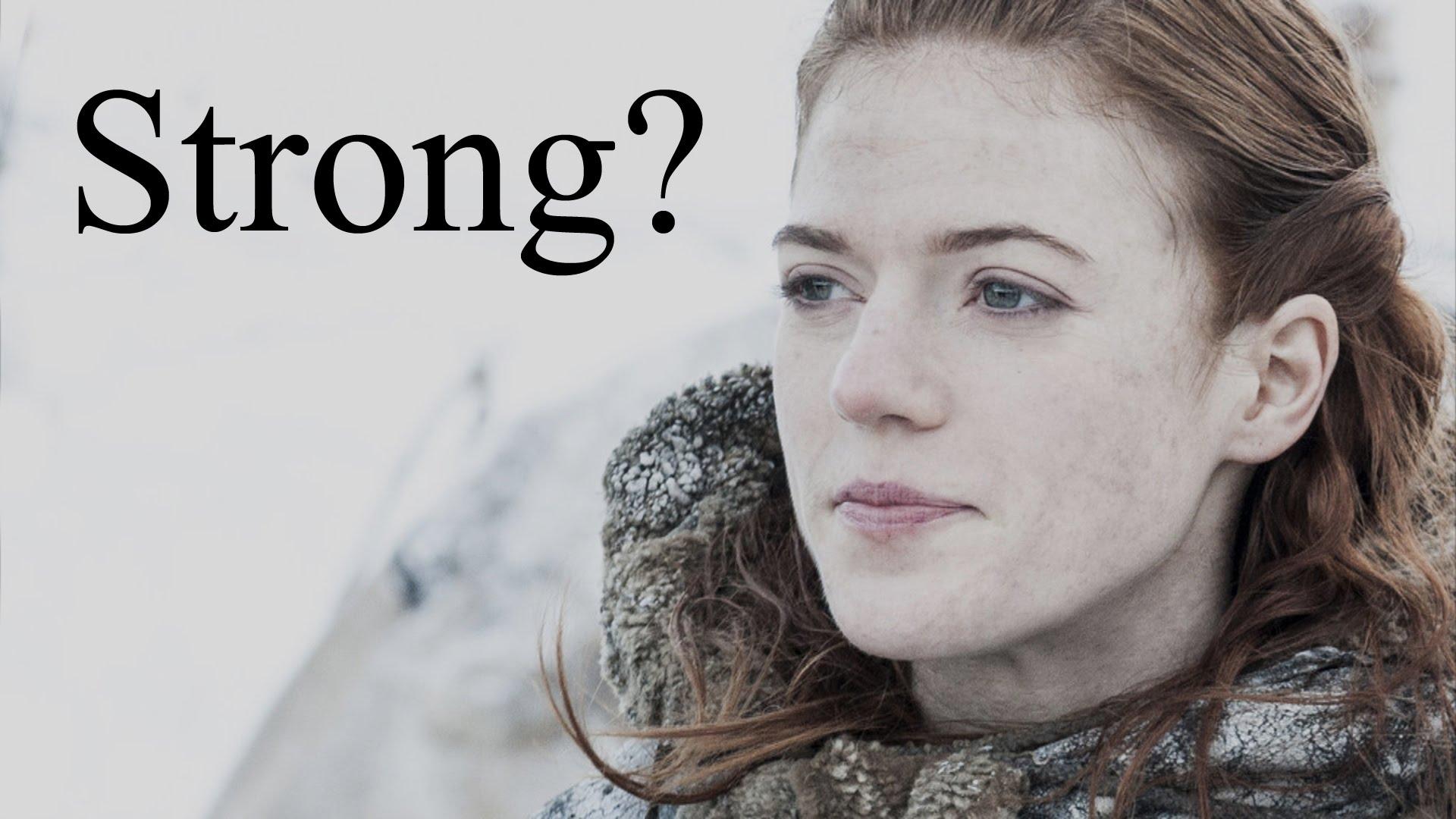 """Ygritte ist der stärkste Charakter bei """"Game of Thrones"""""""