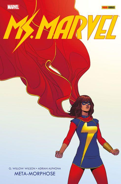 "Comicreview: Ms. Marvel Band 1 – ""Meta-Morphose"""