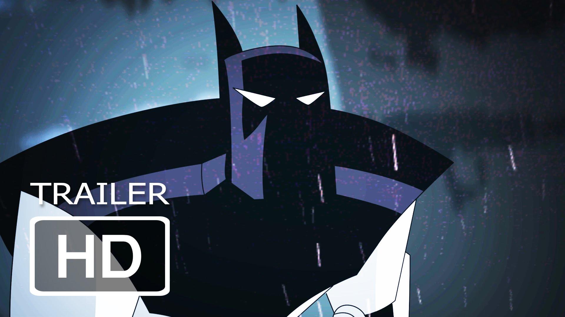 """Batman V. Superman"" – Animated Style"