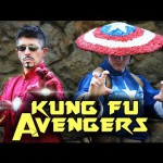"""Kung Fu Avengers: Civil War"""