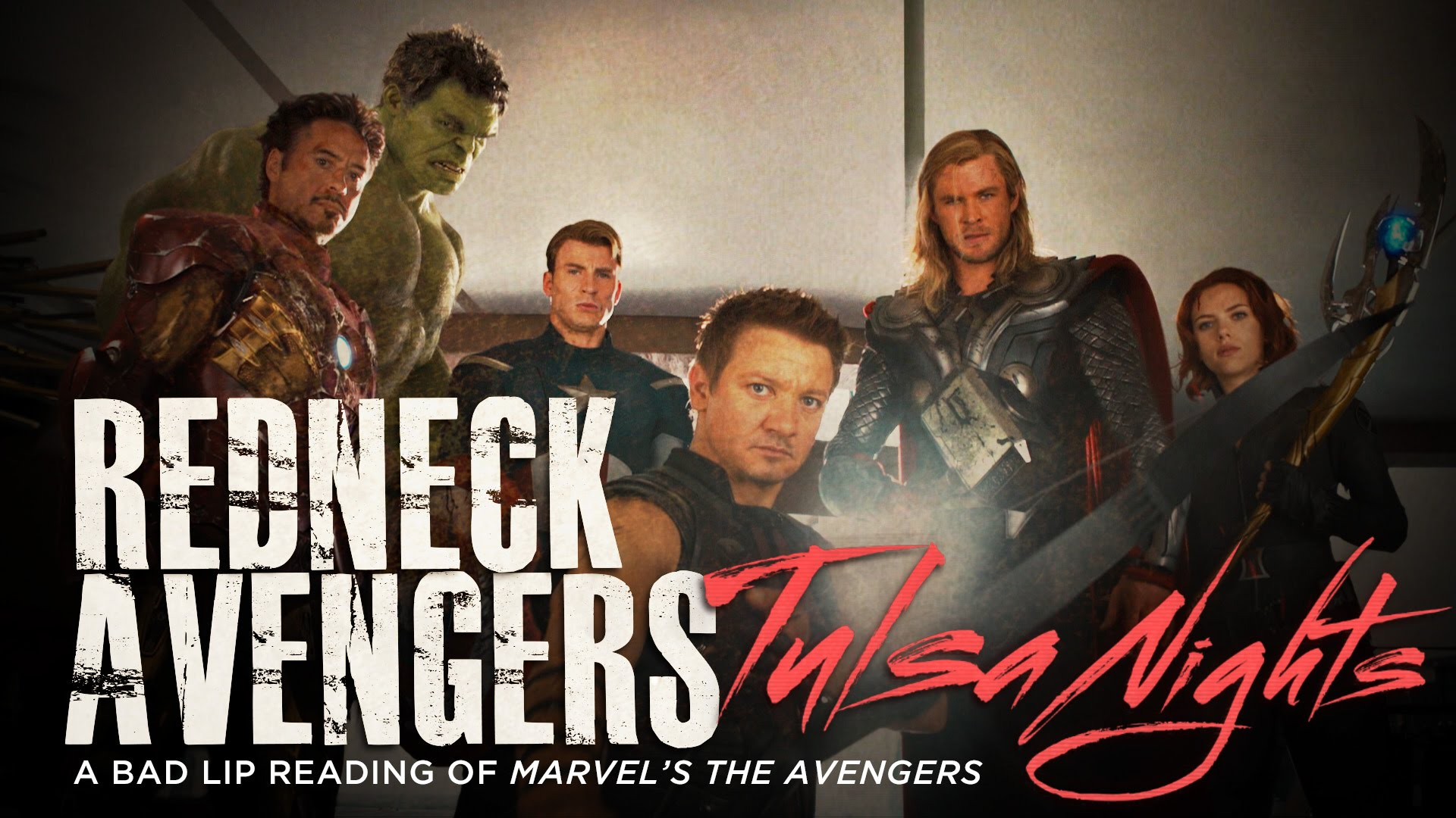 "Wegen Bad Lip Reading wurden sie zu ""The Redneck Avengers"""