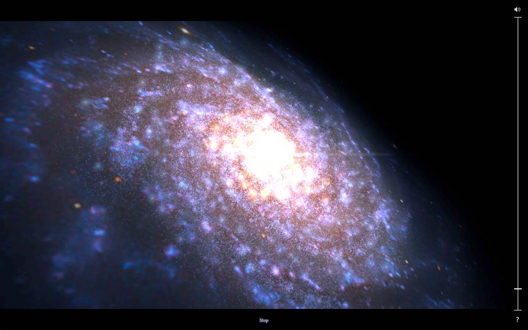 """100'000 Stars"" – ein Google-Experiment"