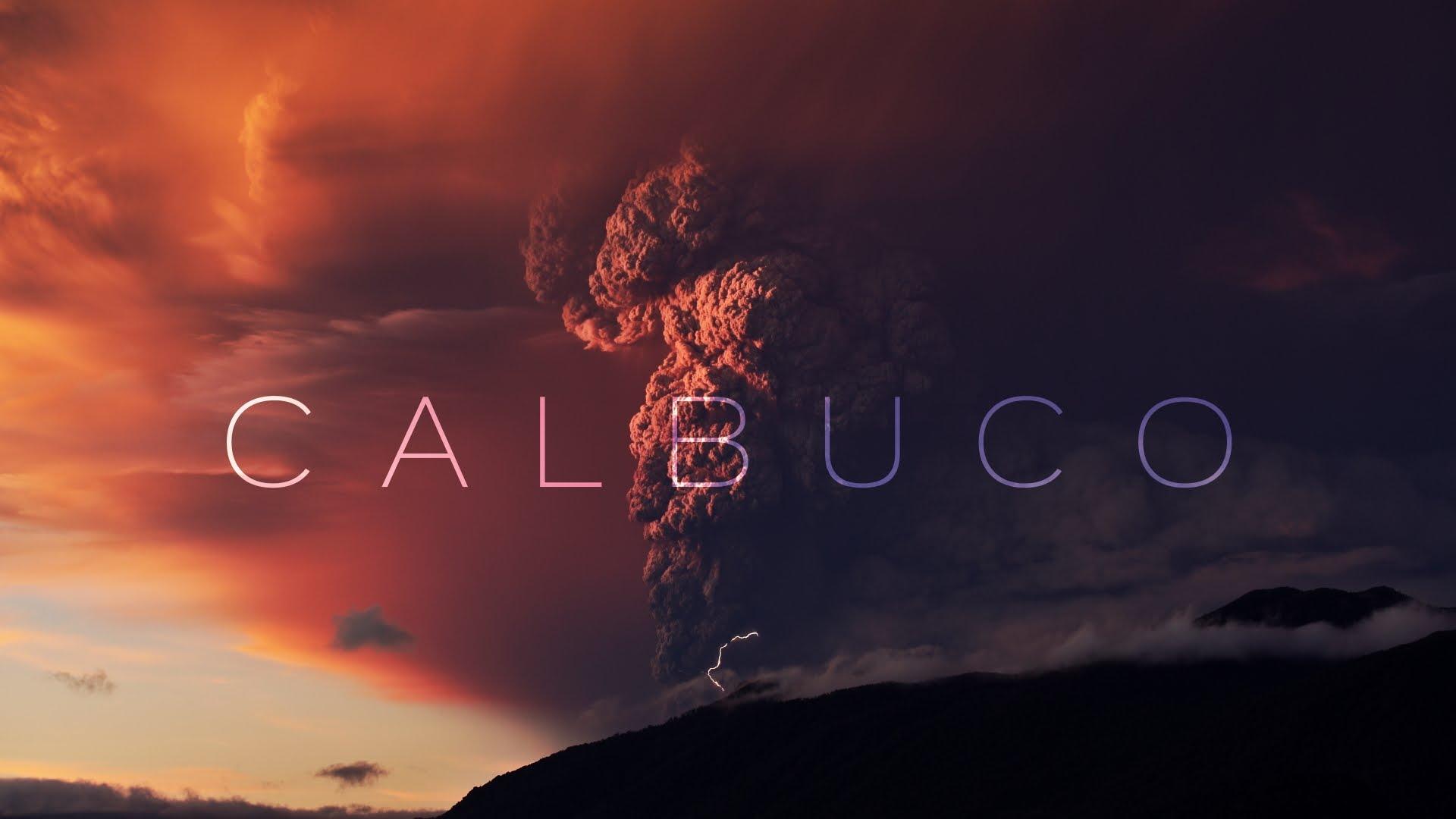 """""""Calbuco in 4K"""" – Vulkanausbrüche können auch schön sein"""