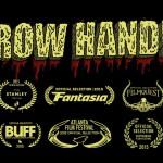 """""""CROW HAND!!!"""" (OMG es ist so wunderschön bloody und NSFW!!!)"""