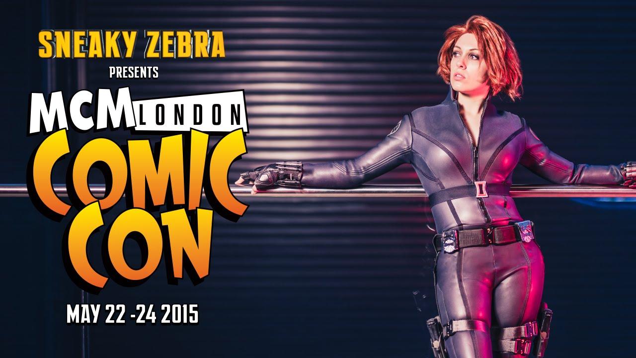 Das Cosplay Musik Video von der MCM London Comic Con 2015