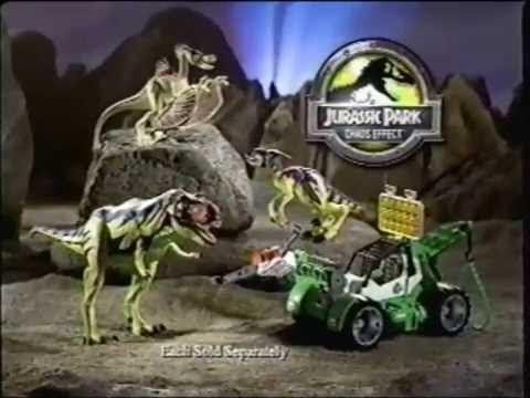 """Eigentlich ist """"Jurassic World"""" auch nur ein langes Toy-Commercial"""