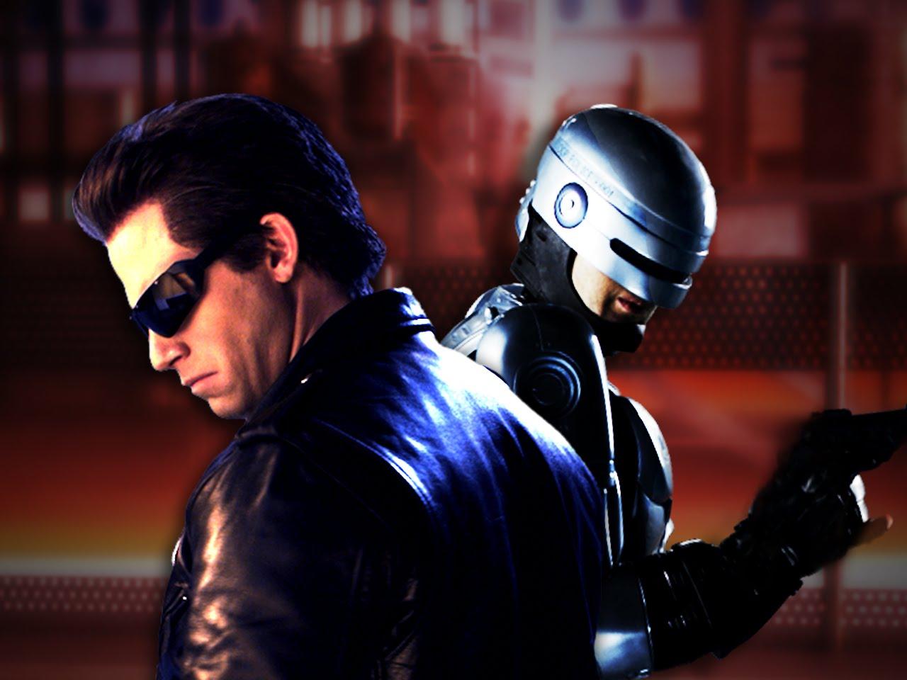 EPIC RAP BATTLES OF HISTORY: Robocop vs. Terminator