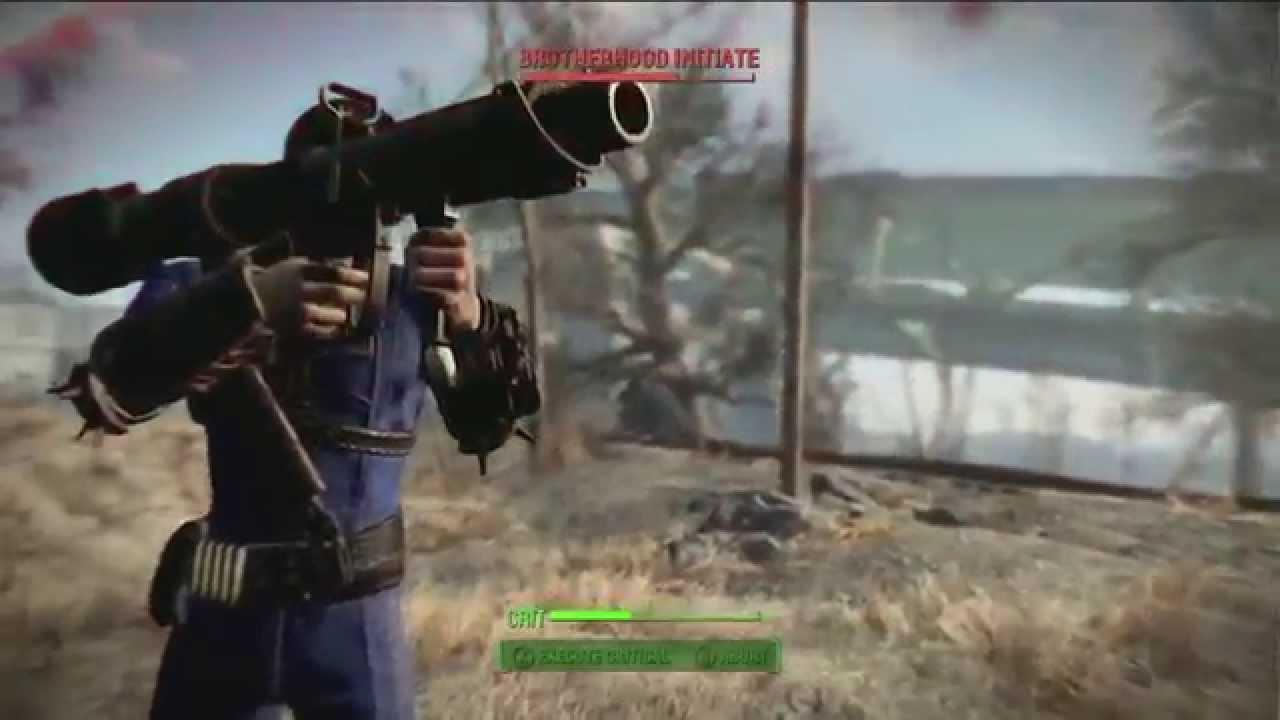 """""""Fallout 4"""" bei der E3, Biatches!"""